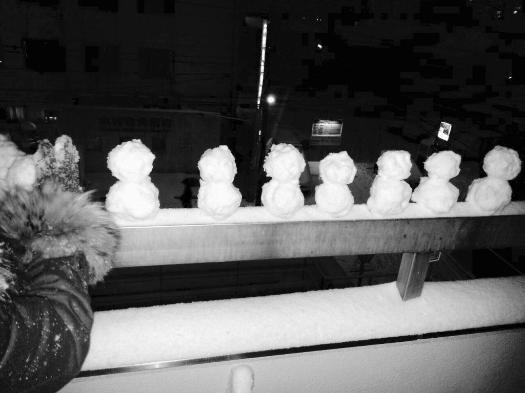 lalanoito lala snowmans